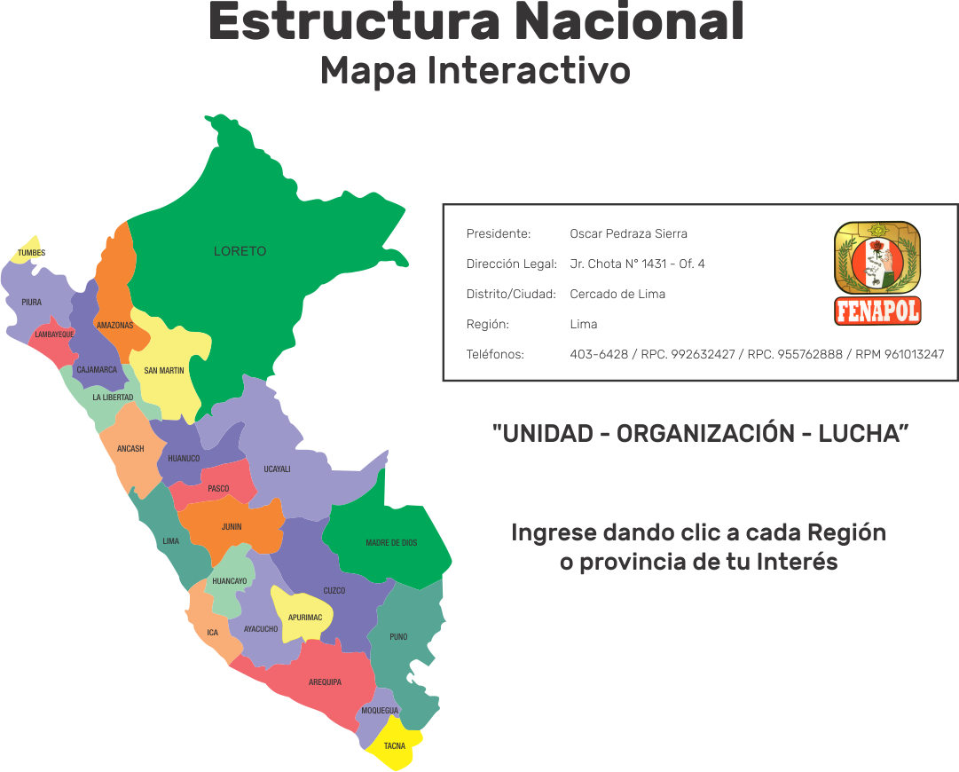 Estructura Nacional