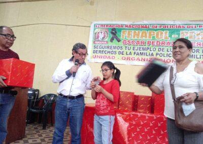 Navidad FENAPOL en Lima y regiones